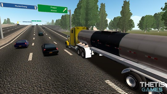 Euro Truck Simulator 2 Mod 3