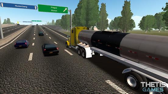 Truck Simulator 2 - Europe Mod Apk