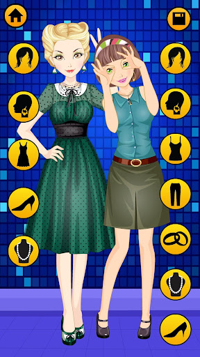 Best Friends Dressup for Girls - Free BFF Fashion 3.2 screenshots 2