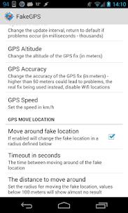 Fake GPS Go Location Spoofer APKTIME 7