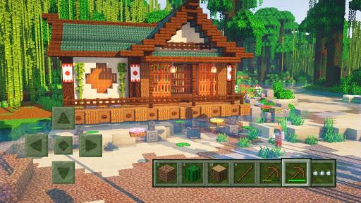 Craft World - Master Building Block Game 3D apkdebit screenshots 1