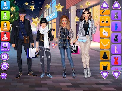 Superstar Family - Celebrity Fashion screenshots 10