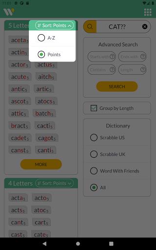 Wordfinder by WordTips 2.0.1 screenshots 14