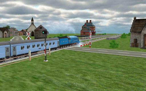 Train Sim  APK MOD (Astuce) screenshots 4