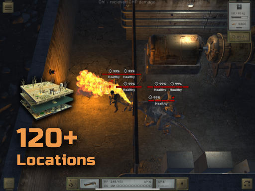 ATOM RPG apktram screenshots 13