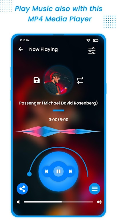 MP4 Player - Video Player All format  poster 4