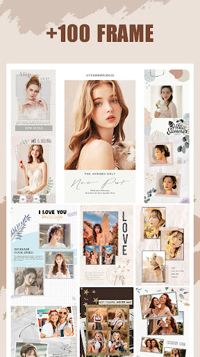 Photo Collage Maker - Photo Frame apktram screenshots 2
