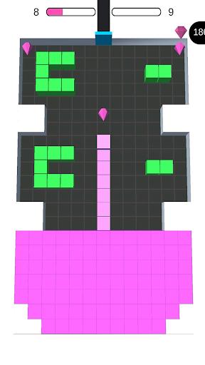 Color Blocks Fill  - block puzzle - coloring games  screenshots 6