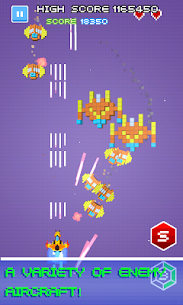 Space Shooter – Pixel Force Hack Cheats (iOS & Android) 1