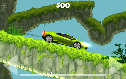 Exion Hill Racing Mod Apk (Unlimited Money + No Ads) 2