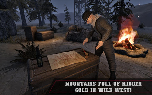 West Mafia Redemption: Gold Hunter FPS Shooter 3D screenshots 1