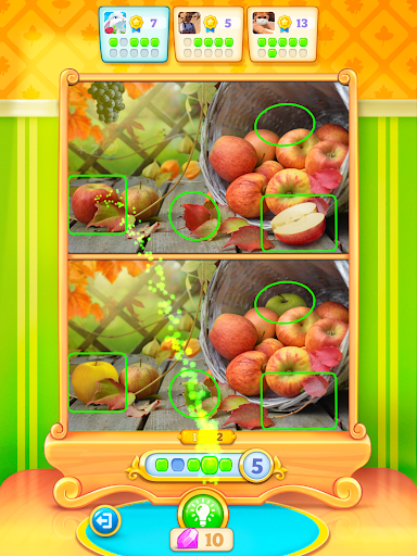 Fun Differences - Find All The Differences! screenshots 13