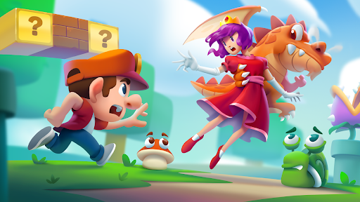 Super Jacky's World - Free Run Game 1.62 screenshots 13