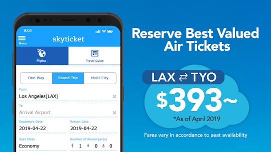 skyticket Apk Download New 2021 1