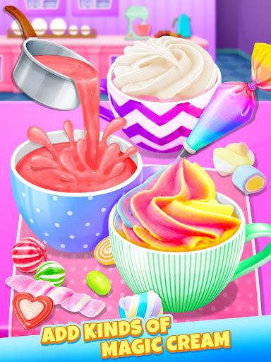 Unicorn Hot Chocolate - Dream Food Maker 1.3 screenshots 10