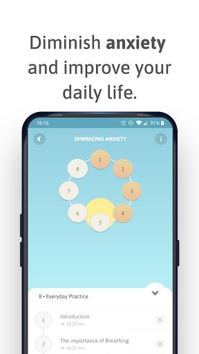 Lojong: Meditation and Mindfulness +Calm -Anxiety  screenshots 2