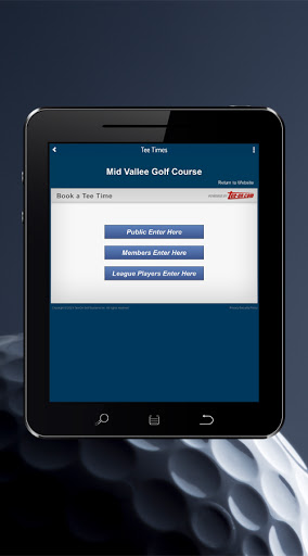 Mid Vallee Golf Course hack tool