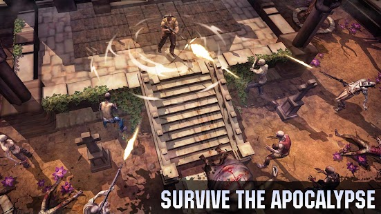 Live or Die: Zombie Survival Pro Screenshot