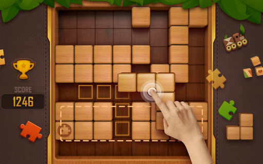 Jigsaw Puzzles - Block Puzzle (Tow in one) apkslow screenshots 15