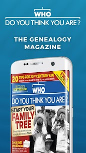 Who Do You Think You Are? Magazine – Family Past 6.2.11 Apk 1