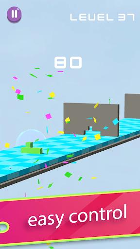 Télécharger Gratuit Tetro Block Puzzle – Shape Escape Run apk mod screenshots 3