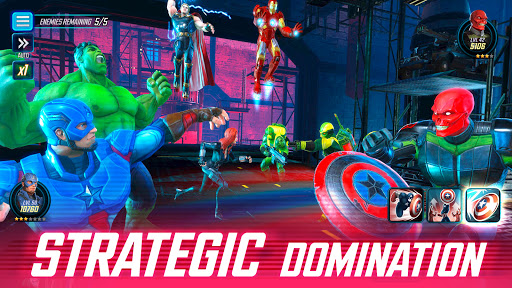 MARVEL Strike Force - Squad RPG 5.2.1 screenshots 3
