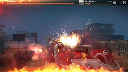 Zombie Defense Shooting: FPS Kill Shot hunting War 2.6.3 com.zombieDefense.shooting.sniper apkmod.id 2