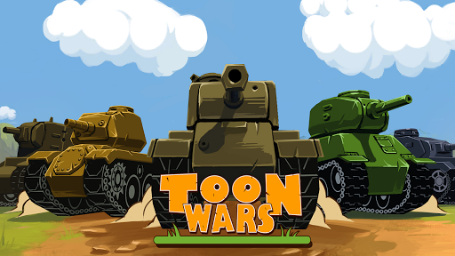 Toon Wars: Awesome PvP Tank Games  screenshots 1