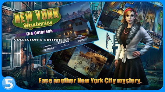 New York Mysteries 4 (Full) 1.0.1 Android Mod APK 1