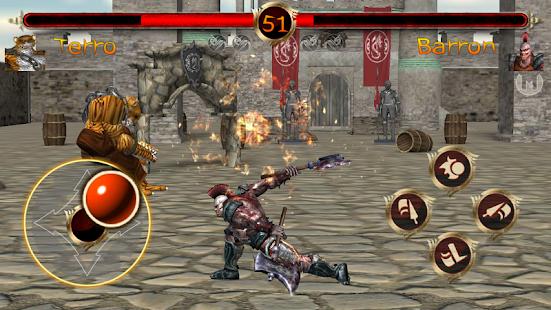Terra Fighter 2 - Fighting Games screenshots 5