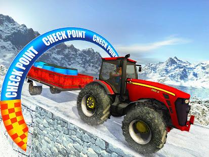 Farm Tractor Cargo Driving Simulator 20 screenshots 10
