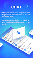 screenshot of AliSuppliers Mobile App