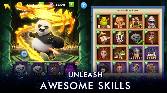 DreamWorks Universe of Legends Screenshot