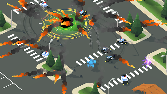 Free Smash racing  drive from cops, make an epic crash! Apk Download 2021 3