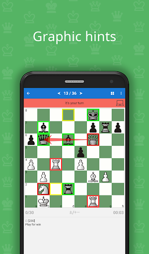 Chess King (Learn Tactics & Solve Puzzles)  screenshots 3