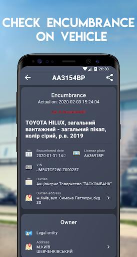 Car Plates - Ukraine  Screenshots 4