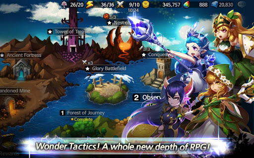 Wonder Tactics apkmr screenshots 12