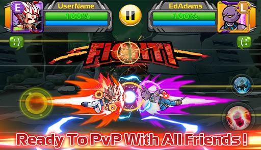 Stickman PvP Online - Dragon Shadow Warriors Fight  screenshots 9