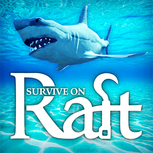 Survival on raft: Crafting in the Ocean