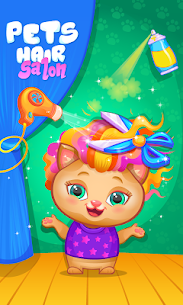 Pets Hair Salon 1.30 APK + MOD Download Free 1