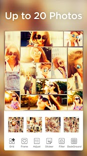 Pic Collage Maker, Photo Editor & Grid -My collage Screenshot