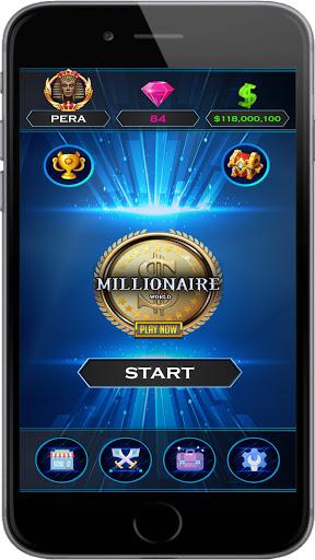 Millionaire WORLD!  Screenshots 2