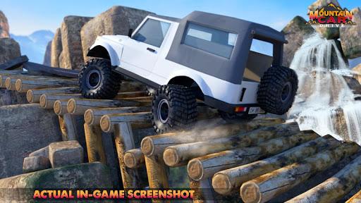 Mountain Car Drive 2021 : Offroad Car Driving SUV  screenshots 3