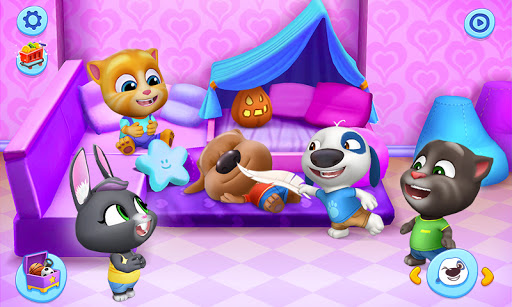 My Talking Tom Friends 1.3.1.2 screenshots 4