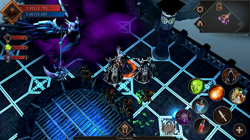 Vengeance RPG Varies with device screenshots 6