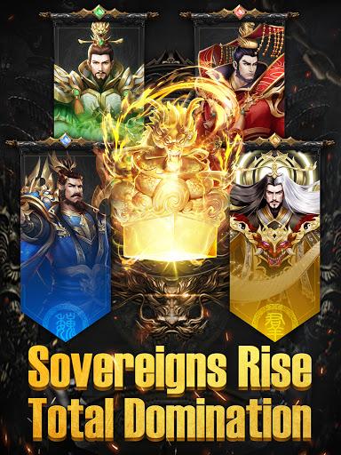 Dynasty Legends: True Hero Rises from Chaos Apkfinish screenshots 13