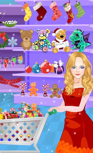 Princess Christmas Shopping screenshots 5