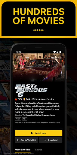 Peacock TV u2013 Stream TV, Movies, Live Sports & More 2.2.3 Screenshots 3