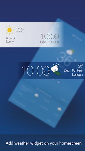 APE Weather ( Live Forecast) 10.0.14.01 Screenshots 5