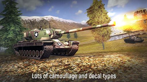 Grand Tanks: Best Tank Games 3.04.1 Screenshots 3